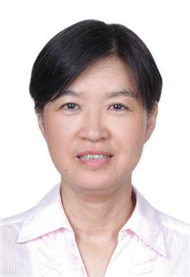 住房和城乡建设部工程质量安全监管司副司长吴慧娟照片