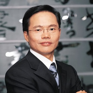 中国智能制造百人会理事长刘九如照片