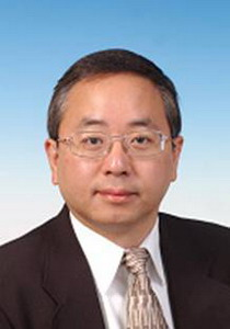 澳门大学学术副校长倪明选照片
