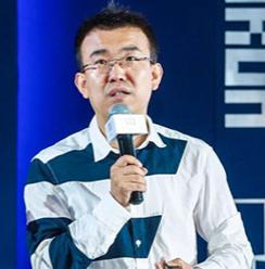 百度搜索市场部 创新中心副总经理郭学赟照片