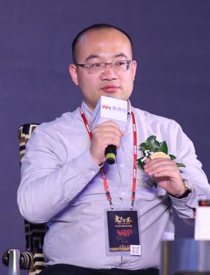氢元素餐饮(深圳)有限公司 创始人王哲明照片