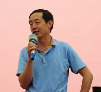 武警部队装备研究所 原总工程师陈晓东照片