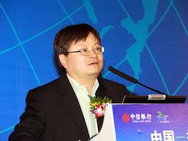 中国金融四十人论坛高级研究员管涛