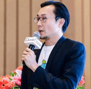 Gululu 创始人&CEO江志强 照片