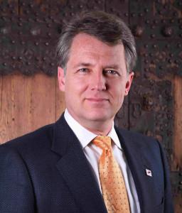 德國巴斯夫集團(BASF) 中國區總裁Joerg Wuttke照片