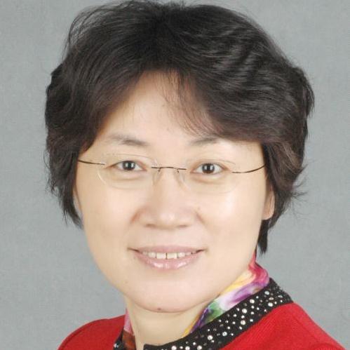 中华医学会围产医学分会主任委员杨慧霞照片