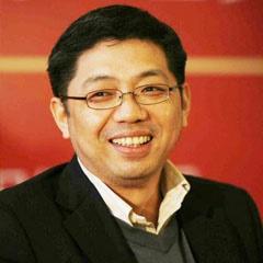 国务院发展研究中心金融研究所副所长巴曙松照片
