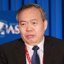 中国国际经济交流中心常务副理事长郑新立照片