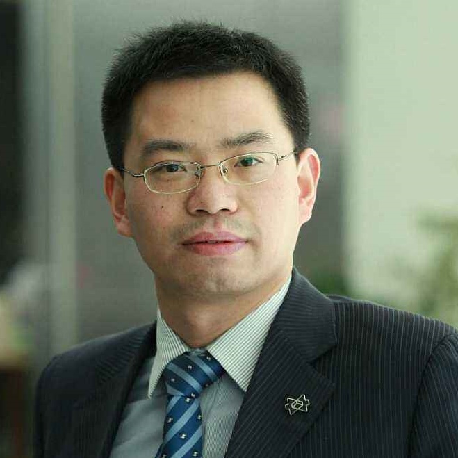 中国国资系互联网金融行业联盟秘书长罗明雄照片