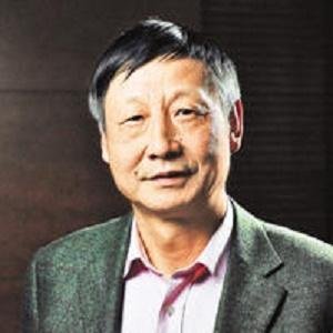 前中国银行首席经济学家曹远征照片