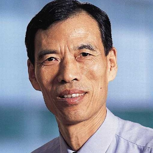 中国科学院自动化所教授吴健康照片