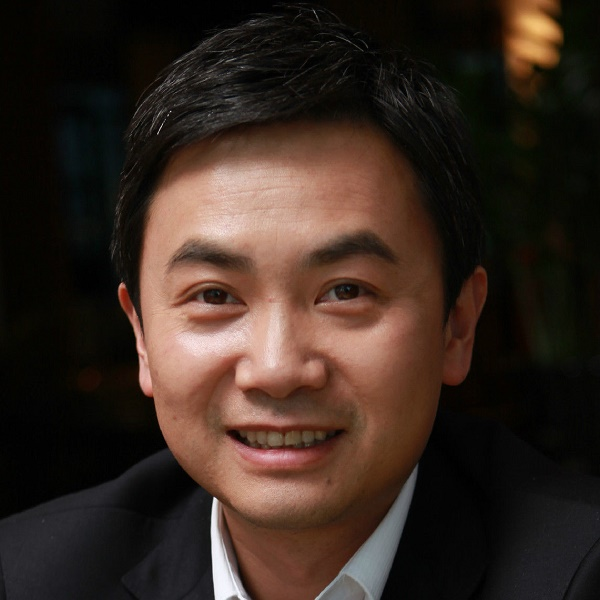 北京万科总经理毛大庆照片