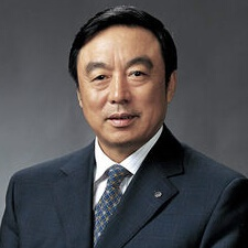 香港永隆银行有限公司董事长马蔚华照片