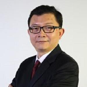 奇虎360副总裁谭晓生照片