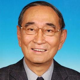 京大学光华管理学院院长厉以宁照片