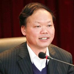 中国海洋大学水产学院院长麦康森照片