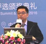 中利腾晖光伏科技有限公司副总裁陈杰照片