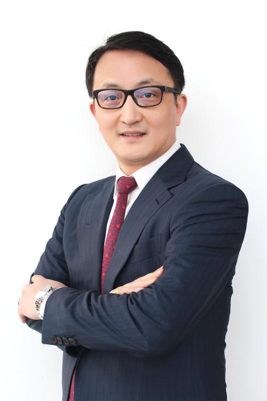 信而富首席战略官王峻 照片