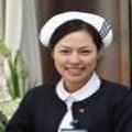 上海交通大學醫學院附屬仁濟醫院護理部主任楊艷 照片