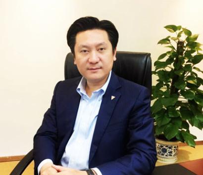 三胞集團副總裁荊天 照片