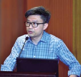 微众银行首席信息官马智涛照片