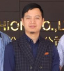 深圳市卡尔丹顿服饰股份有限公司 品牌总监周舟 照片