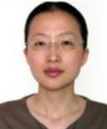 清华大学美术学院染织服装系副教授臧迎春照片
