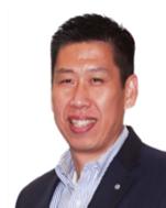 汇智赢华医疗科技研发(上海)有限公司 创始人、董事长胡铁锋照片