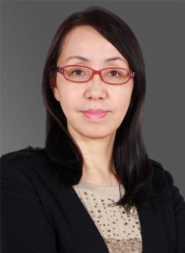 北京奥维森基因集团 总裁文洁 照片