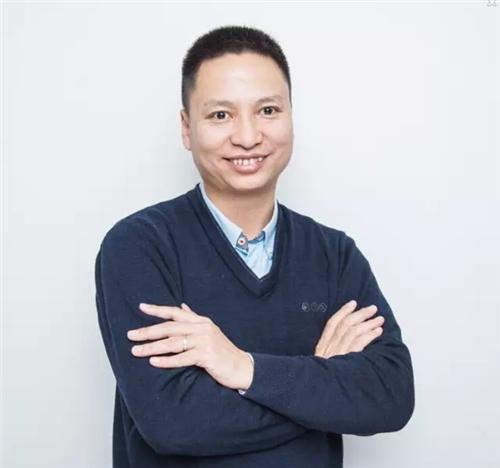 蚂蚁短租 CEO申志强照片