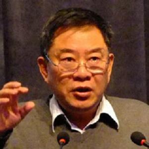 中国投资公司副总经理谢平照片