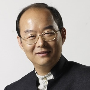 正和岛创始人刘东华照片