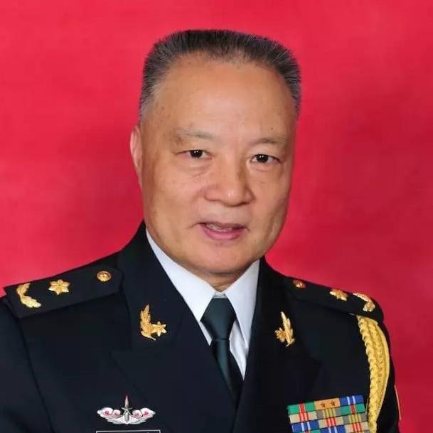 中国工程院院士/第二炮兵后勤科学技术研究所所长侯立安照片