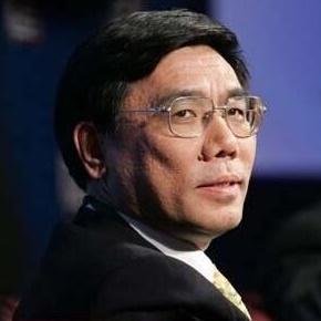 中国工商银行董事长姜建清照片