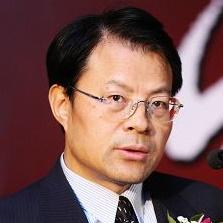 中国民营经济研究会常务副会长王忠明照片