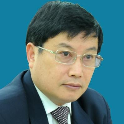 银行业协会专职副会长杨再平照片