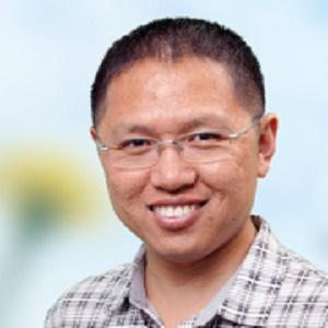中关村大数据产业联盟秘书长赵国栋照片