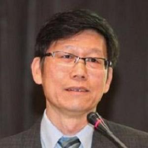 上海市新能源汽车推进办公室主任刘建华照片