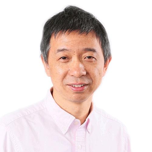 阿里巴巴集团技术委员会主席王坚照片