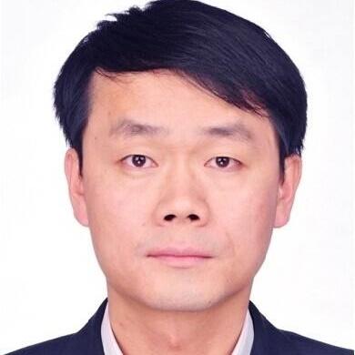 交通银行数据中心副总经理郑仕辉照片