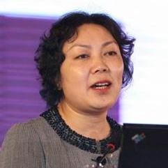 中国工商银行总行副总张艳照片