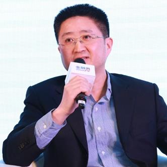 中国工商银行电子银行部副总经理鲁小涛照片