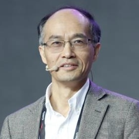 中国自动化学会副理事长王飞跃照片