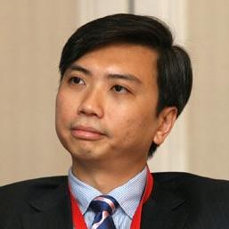 软银亚洲投资基金首席合伙人林和平照片