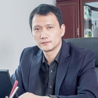 大商集团常务副总裁刘思军照片