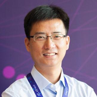 阿里云总裁胡晓明照片