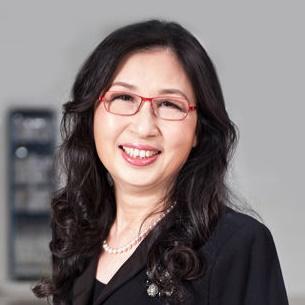 华为集团副董事长孙亚芳照片