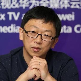 凤凰网IT副总监王建新照片