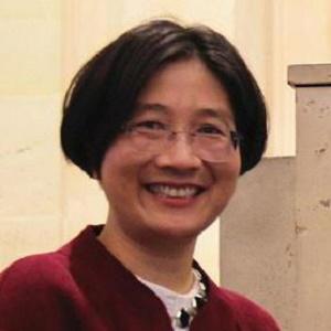 法国马赛纳米科学跨学科研究中心研究员彭玲照片