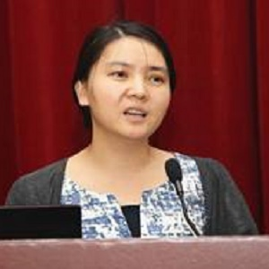 中国标准化研究院副研究员张运红照片